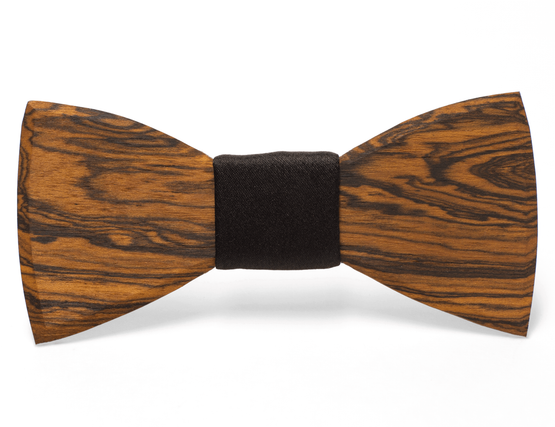 """Unique handcrafted wooden bow ties made by The Two Guys Bowtie Companyâ""""¢."""