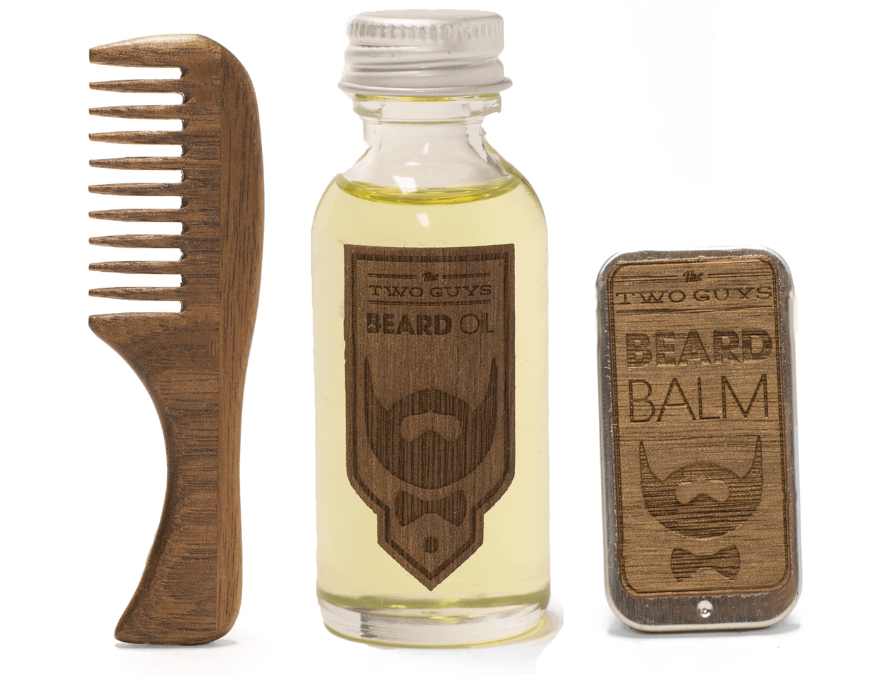 beard care set two guys bow ties. Black Bedroom Furniture Sets. Home Design Ideas