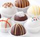 Delicious cake balls