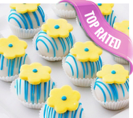 Customized cake balls, perfect for Mother's Days!