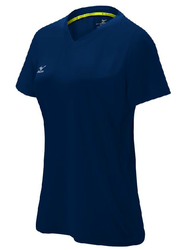 Mizuno Women's Youth Core Attack Tee