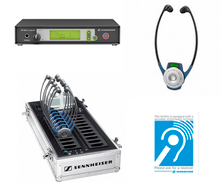 Sennheiser 2020 10 Person Assistive Listening System