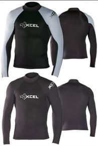 Xcel XceleratorL/S Top XXL ONLY