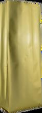 CPACK CPQ-712 Gold 250g Central Seal Standar bag + valve per 25 pcs (CPQ712.GD)