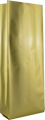 CPACK CPQ-912 Gold 1kg Central Seal Standar bag + valve per 25 pcs (CPQ912.GD)
