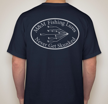 M&M Lures Logo Shirt