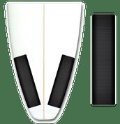 Tail Pad Cabs Black