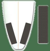 Carbon Brown Tail Pad.