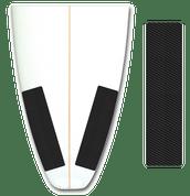 Grid Black Tail Pad.