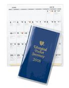 2018 Liturgical Pocket Secretary Catholic Edition FM2018PS
