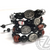 1st communion and Confrimation Sport bracelet with Baseball basketabll football and soccer with black chord MABR73