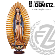 Our-Lady-of-Guadalupe-statue-in-hand-carved-linden-wood-with-choice-of-2-sizes-and-natural-stain-or-color-finish-crafted-in-Italy-DM779FR