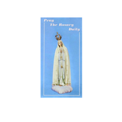 Praying the Rosary Daily Tri-fold Brochure HLPR2