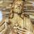 Sacred Heart of Jesus Olive Wood Plaque Imported from Jerusalem BAPSH