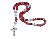 Chaplet Most Precious Blood Rosary and Pamphlet AP8501