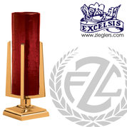 Altar Sanctuary Lamp Available in Brass or Bronze Style 536166 Excelsis Made in USA