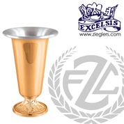 Altar Vase Available in Brass or Bronze Style 23258 Excelsis Made in USA