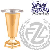 Altar Vase Available in Brass or Bronze Style 24558 Excelsis Made in USA