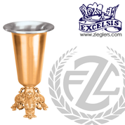 Altar Vase Available in Brass or Bronze Style 38958 Excelsis Made in USA