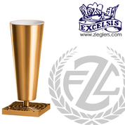Altar Vase Available in Brass or Bronze Style 390118 Excelsis Made in USA