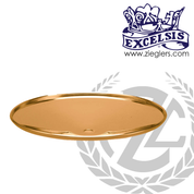 """Bobeche with Edge Brass or Bronze 3-1/2"""" - 10"""" 1150184 Excelsis USA"""