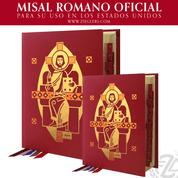 Nuevo Misal Romano Oficial Para Estados Unidos Aprobado USCCB Pasta Dura Altar O Capilla 9780814644737 9780814644287
