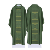 Chasuble 100% Polyester Poland Available in 4 colors HF7032