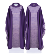 Chasuble 20% Wool and 80% Polyester Poland Available in 4 colors HF7051