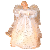Angel in Silver Tree Top White Dress GER2303660A