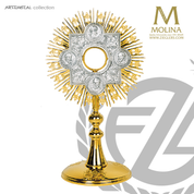 Evangelist Monstrance | 21-1/2"
