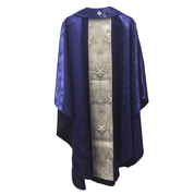 Chasuble | Blue | Silver Orphery | Gothic Cut