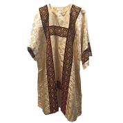 Dalmatic | Gold | Red & Gold banding | Autom