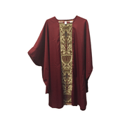 Chasuble |Red| Damask Banding | Autom