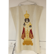 "Infant of Prague | Banner | 30"" X 42"" 
