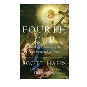 The Fourth cup hardcover book by hahn on unveiling the mystery of the last supper and the cross 192 pages 9781524758790