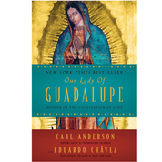 Our lady of Gualalupe hardcover book by anderson and chavez on the mother of the civilization of love pages 9781524760236