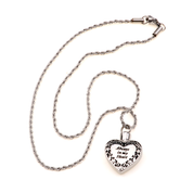 "Always in My Heart Pendant Necklace | 18"" Chain 