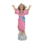 "Divine Child Statue with Hand Painted finish and made from Resin 8-3/4""  PT11788"