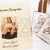 Our Lady of Mount Carmel Brown Scapular Flat Cord Wool JSCEF