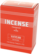 Vatican Incense Frankincense Blend 1 LB HHS15