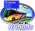 Orlando 1 Park (Same Day Return)
