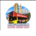 Miami City Tour by Bus (Hop-on Hop-off Sightseeing Tour)