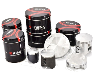 Athena Pistons, Forged High performance and Cast Lite