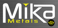 Mika Metals X-Ring and O-ring high tensile chains in gold