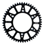 HONDA CR80 CR85 CRF150R REAR ALLOY SPROCKET BLACK 49T