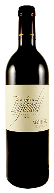 Seghesio Cortina Dry Creek Valley Zinfandel 2010