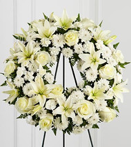 The Treasured Tribute Wreath