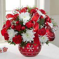 The Season's Greetings Bouquet