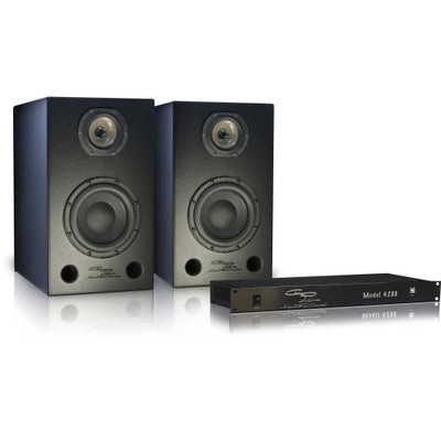 Pelonis Sound Model 4288 MKII Pair Front at ZenProAudio.com