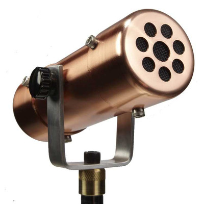 Placid Audio Copperphone Front at ZenProAudio.com